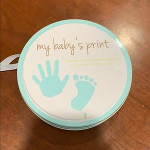 Baby's First Footprints
